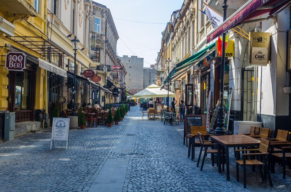 Romania | SPEAKZEASY  |Bucuresti