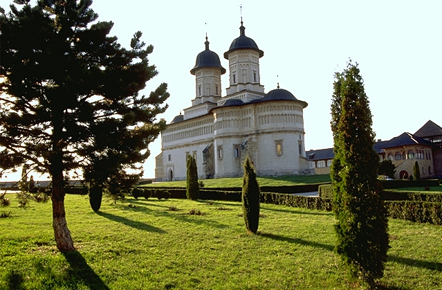 Manastirea Cetatuia, Iasi