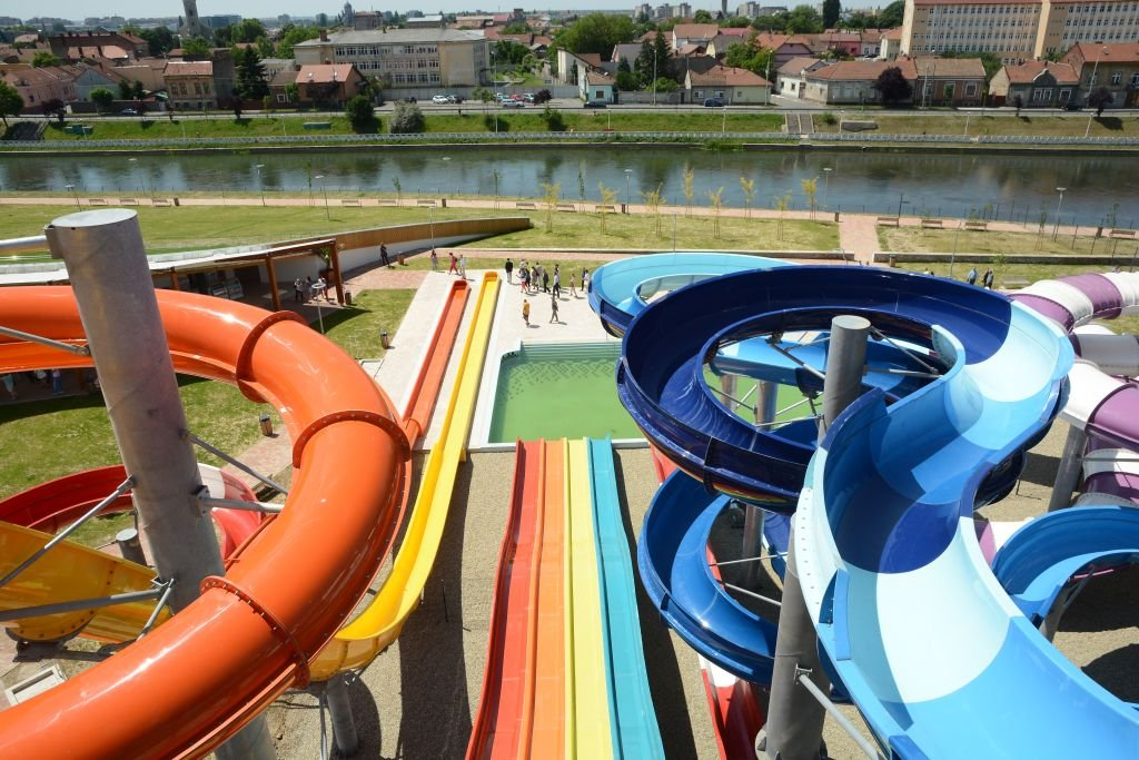 Aquapark Nymphaea, Oradea