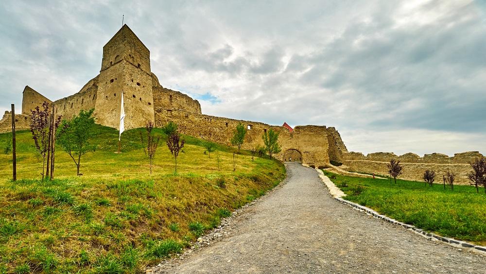 Cetatea Rupea, foto Iulian Dragomir