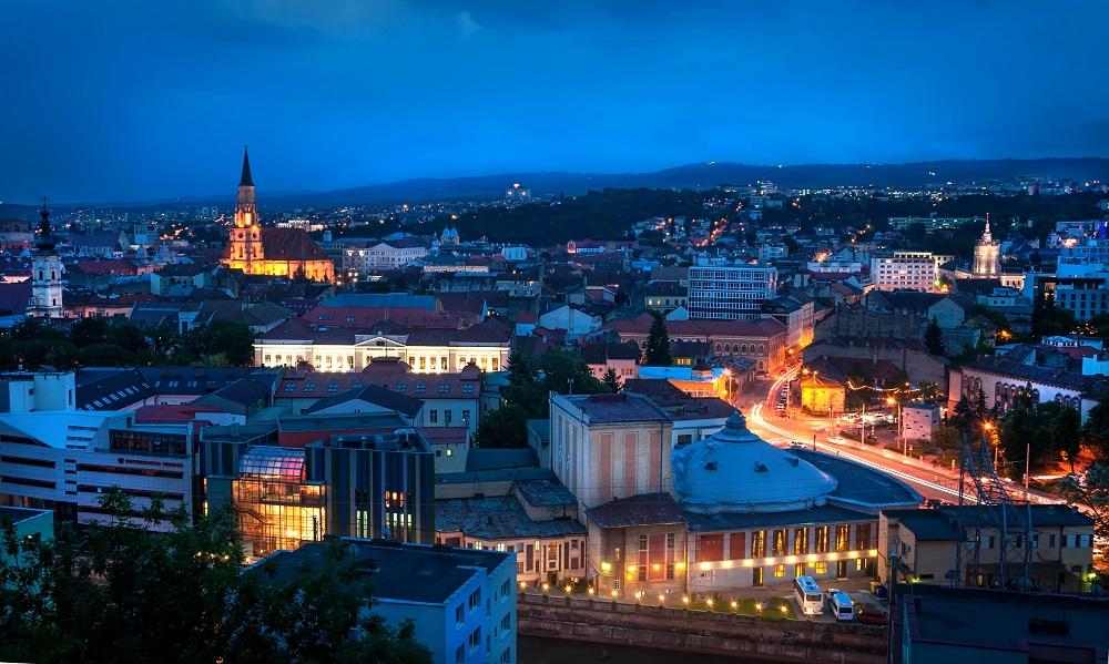 Cluj-Napoca, foto Catalin Balau