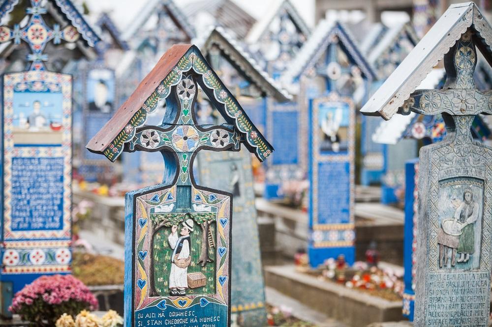 Top 10 destinatii turistice din Romania - Cimitirul Vesel