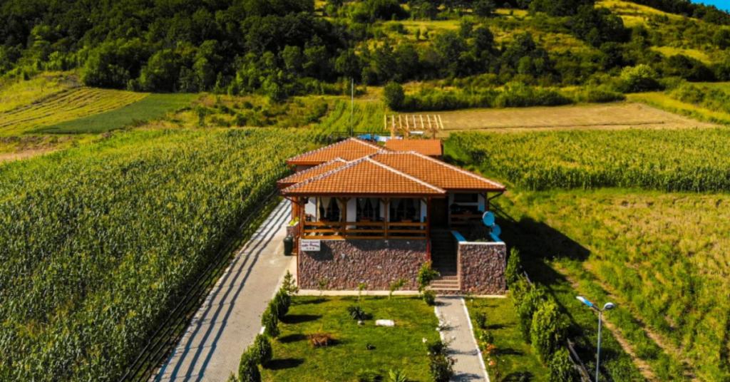 Vila Rustica, Gornea