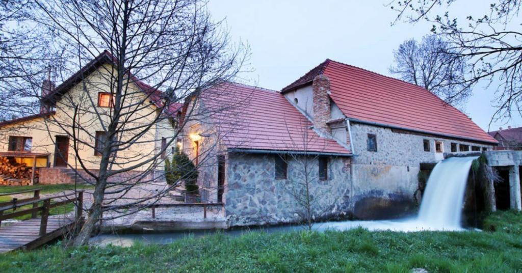 Pensiunea Moara de Piatră, Cârța