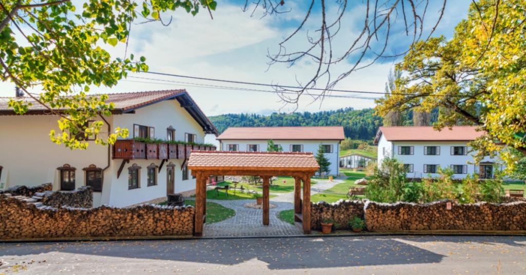 Wolkendorf Bio Hotel & Spa, Vulcan