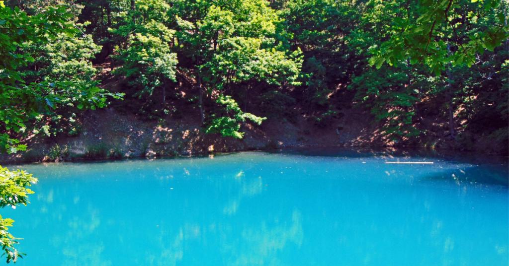 Lacul Albastru, Maramureș