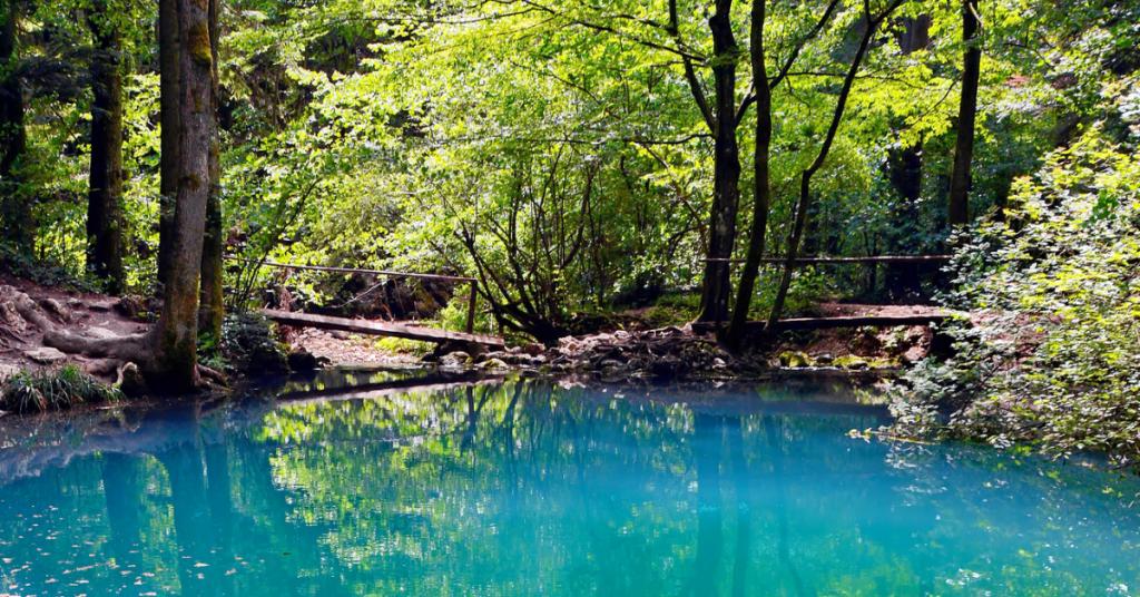 Lacul Ochiul Beiului, Caraș-Severin