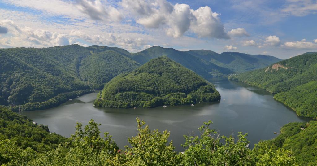 Lacul Tarnița, Cluj