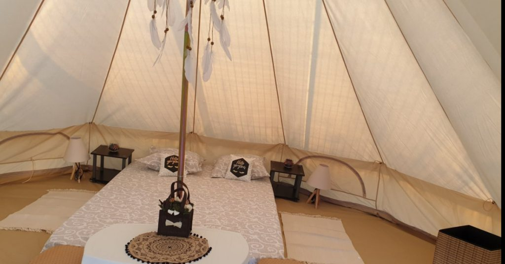 NirVama Tent Glamping, Constanţa