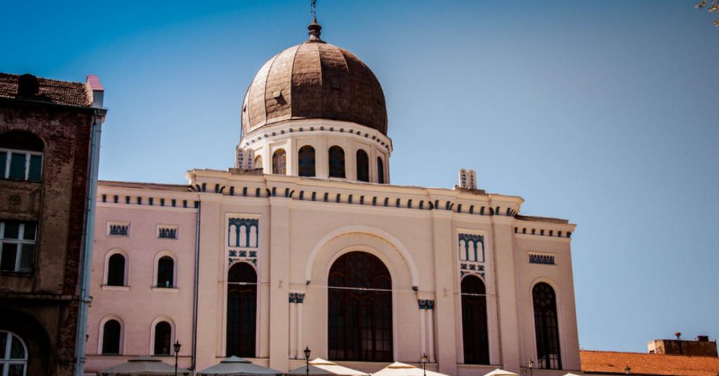 Sinagogă Neologă Sion Oradea