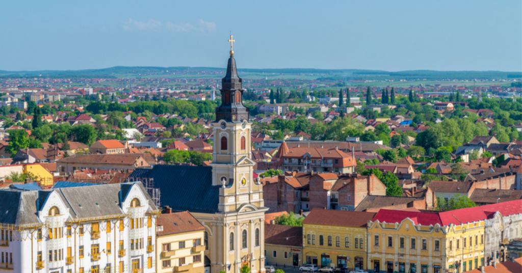 Biserică cu Lună Oradea